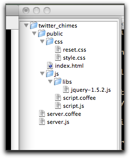 Textmate Drawer